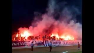 Tirona Fanatics on Fire! (Finalja e Kupes Tirona - Dinamo 2011)