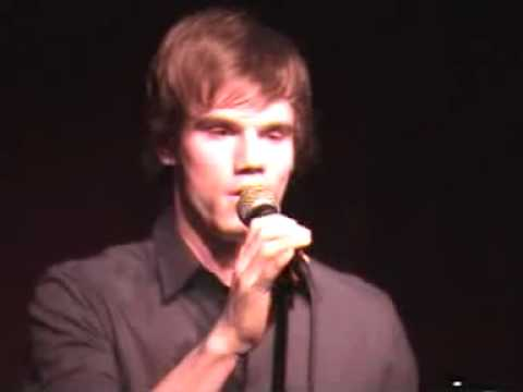 Please Dont Let Me Go sung by Jay A. Johnson at Scott Alans Birdland Concert, April 12th, 2010