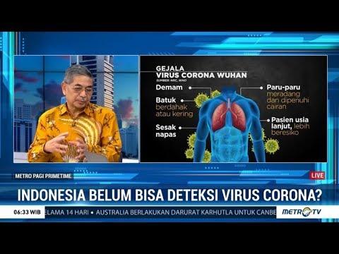 Indonesia Belum Bisa Deteksi Virus Corona?