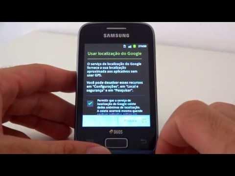 Resetar Todos os Samsung Como Formatar. Hard Reset Galaxy Y DUOS S6102