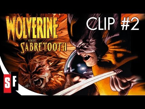 Marvel knights wolverine vs sabertooth