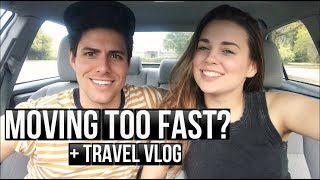 3 Signs You Are Moving Too Fast + Savannah GA Travel Vlog