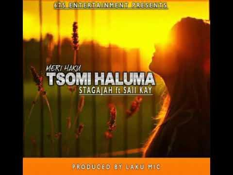 Tsomi Haluma (Meri Haku) - Stagajah ft Saii Kay (2018 PNG latest song)