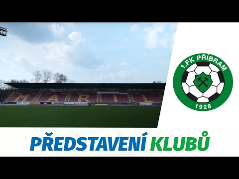 Kluby SL se představují - 1.FK Příbram