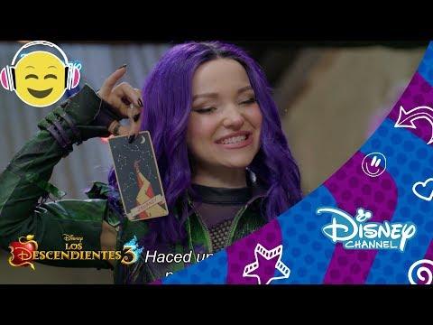 Los Descendientes 3: Videoclip - Good To Be Bad (versión corta)   Disney Channel Oficial