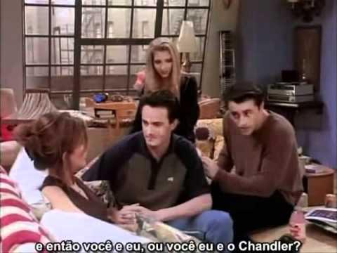 FRIENDS - Rachel's dreams about sex [legendado]