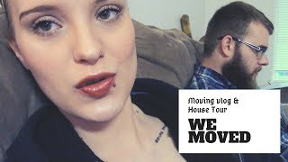 WE GOT OUR OWN PLACE! | MOVING VLOG & HOUSE TOUR