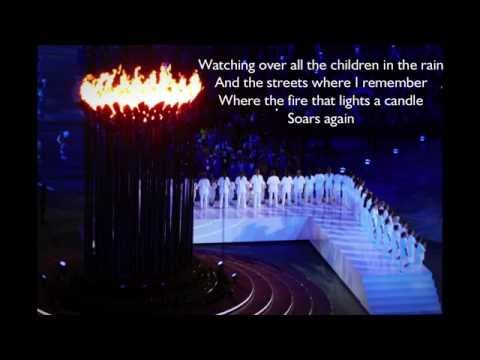 Caliban's Dream, with lyrics: Underworld, Alex Trimble - London 2012 Opening Ceremony