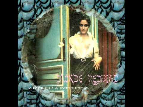 Blonde redhead lyrics misery is a butterfly