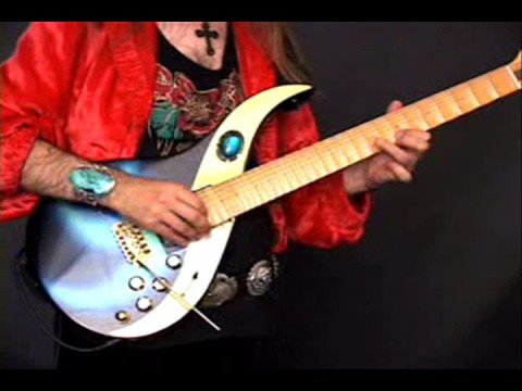Uli Jon Roth plays Sails of Charon (Guitar Lesson)