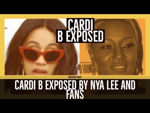 Cardi B EXPOSED by Nya Lee and Fans 'Keep That Same Energy', Did Cardi B Diss Fans?