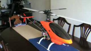 Nitro helicopter or Electric