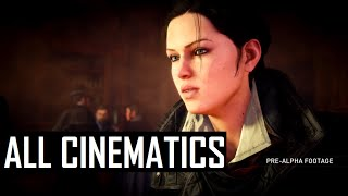 Assassin's Creed Syndicate - First Cutscenes and Cinematics [HD]