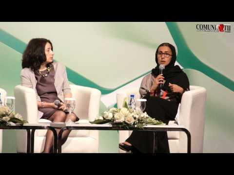 Mobile Economy & Society - GITEX 2013, Dubai