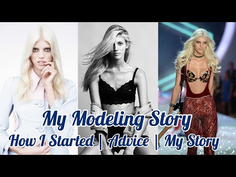 My Modeling Story | Struggles with Weight | Advice for Models | Devon Windsor