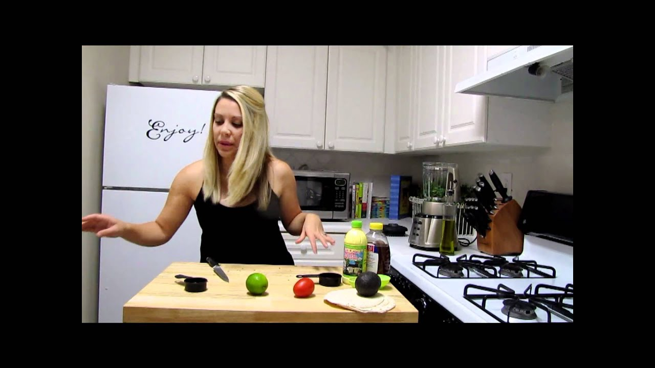 Fish Tacos and Cilantro Lime Dressing By: Saucy Mouth - YouTube