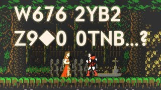Simon's Quest ※ Cracking Videogame Passwords S01E06 (Castlevania II)