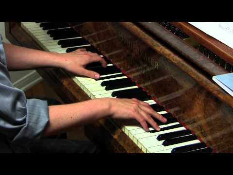 Bear Mccreary - Battlestar Sonatica (for solo piano)