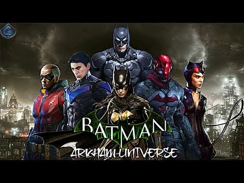 Batman Arkham Universe - Bat Family Game In Development?
