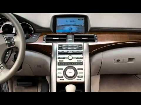 2008 Acura RL Video