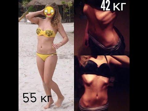 Как похудеть советы анорексичек