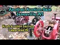 Outstanding Wisconsin Estate Auction Sale Janesville WI