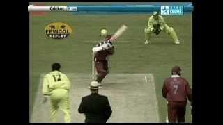 Pakistan vs West Indies world cup 1999 WI batting Part 1 of 3