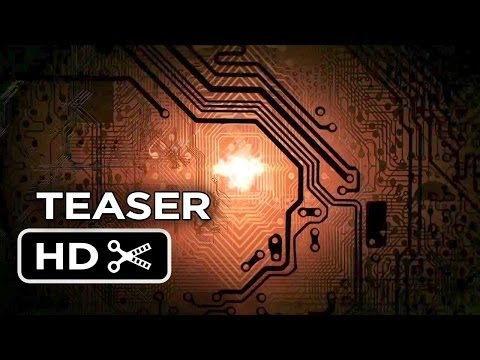 Transcendence TEASER TRAILER 2 (2014) - Johnny Depp, Morgan Freeman Movie HD