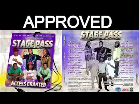 Nu Vybes Band Live 2013-14 (sugar Band)- Candy Crush, Highgrade Riddim video