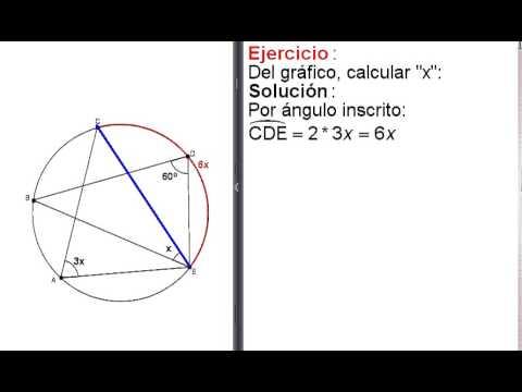 Circunferencia ejercicio 2