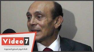 محمد صبحى سفيرا للنوايا الحسنة لصندوق مكافحة الإدمان