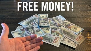 4 Easy Ways To Make FREE Money!