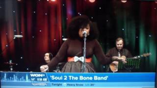 Download Lagu GREGG POTTER Funks up This Christmas with Soul 2 The Bone on WGN Television 12-16-16 Gratis STAFABAND