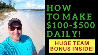 Instant Cash Solution Overview   Copy and Paste Ads and EARN $100 - $500 DAILY! [PROOF VIDEO]