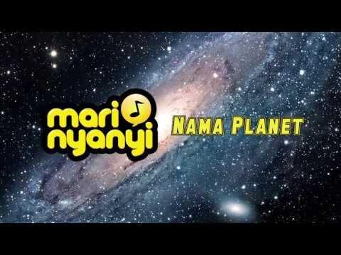 Lagu Anak - Nama Planet