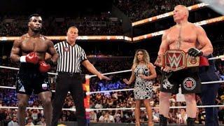 Mike Tyson vs Brock Lesnar Fight !