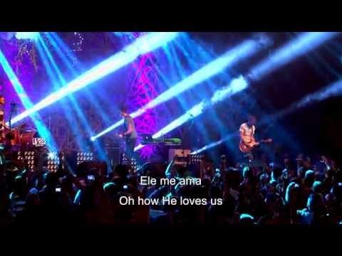 """The Digital Age - Live In Brazil - """"Ele Me Ama (How He Loves)"""" - Ao Vivo No Brasil"""