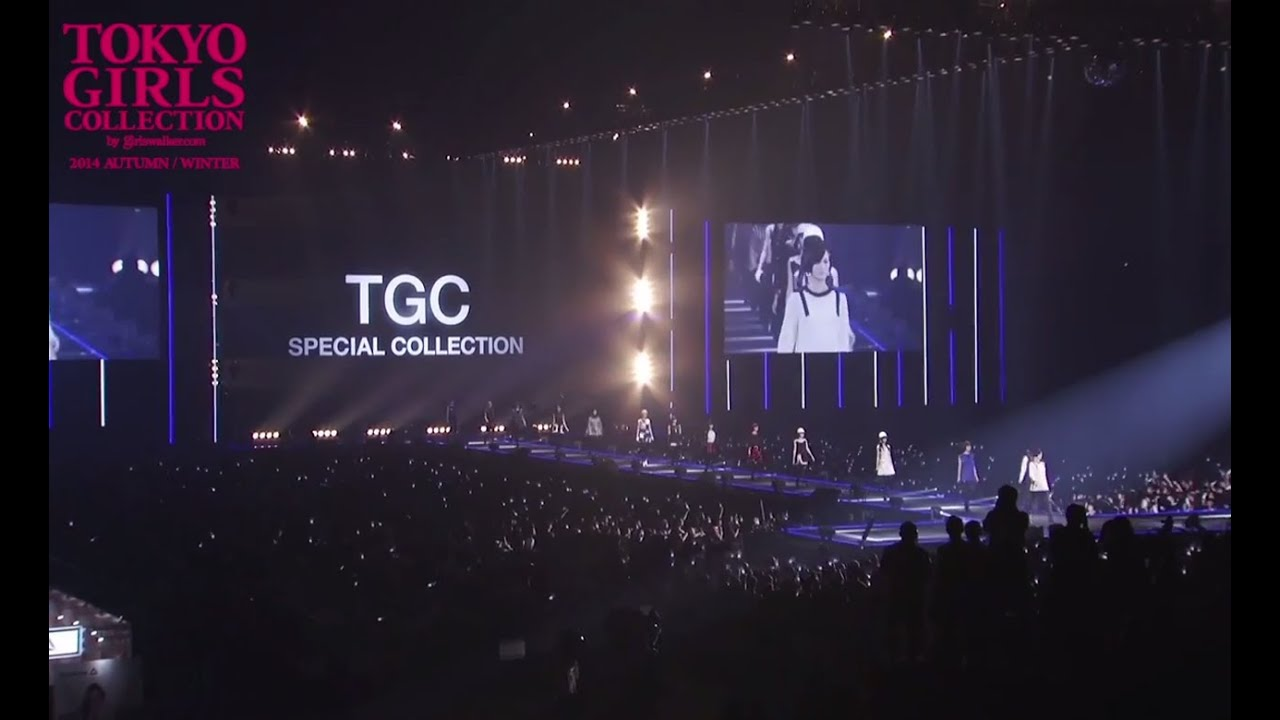 TOKYO GIRLS COLLECTION 2014 AUTUMN/WINTER