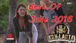 Best Of Julie Koh-Lanta L'île au trésor 2016