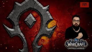 World of Warcraft BFA Horda - El regreso de Vol'jin