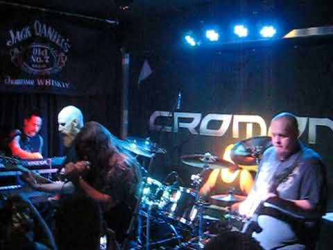 Cromonic:The Hunt (Live Backstage,Varberg 2018-08-31)