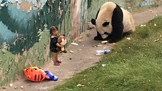 Trò chơi trẻ em bé ôm gấu đi chơi vui vẻ ❤ Đồ chơi gấu bông búp bê cho bé ❤ My Teddy Bear