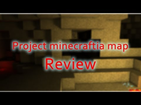 Project Minecraftia map - Verstoppertje - review