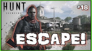 ESCAPE FROM LAWSON DELTA - manhunt at its finest! [Hunt Gameplay]