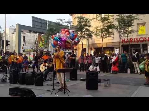 Bolywood Artist From India Feat Sentuhan Busker video