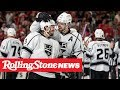 Los Angeles Kings Cover Taylor Swift's Staples Center Banner Due to 'Curse' | RS News 10/14/19