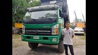 Xe ô tô tải ben tự đổ TMT Cửu Long 9 tấn KC11890D