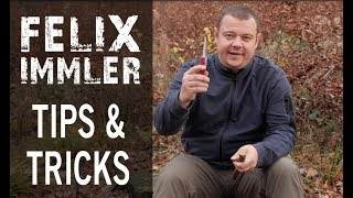 Tips & Tricks with the Saw of your Victorinox Pocket Knife
