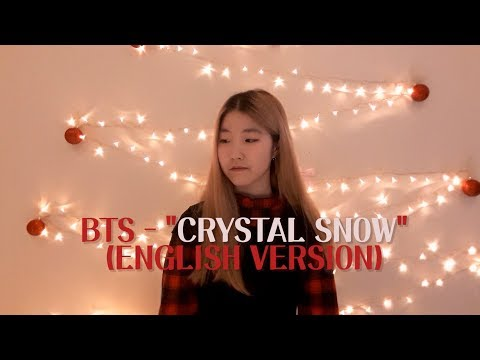 {ENGLISH VER./영어버전} BTS (방탄소년단) - Crystal Snow Cover
