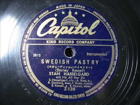 Barney Kessel - Swedish Pastry